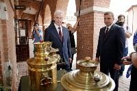 Мэр Москвы Сергей Собянин посетил Тульский кремль, Фото: 13
