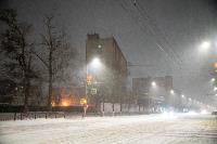 В Туле ночью бушевал буран, Фото: 82