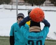 """Матч """"Тула""""-""""Кашира"""" в Новомосковске. 31.01.2015, Фото: 2"""