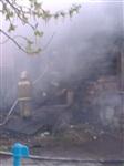 В Туле загорелся дом, Фото: 13