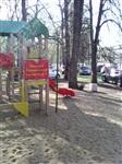 Парковка на детской площадке, Фото: 1