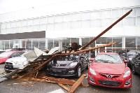 В Туле сорвало крышу делового центра, Фото: 8