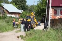 На Косой Горе ликвидируют незаконные врезки в газопровод, Фото: 2