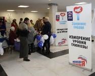Юрий Андрианов поздравил тулячек с Днем матери, Фото: 14