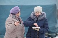Как туляки провожали зиму на набережной Упы, Фото: 43
