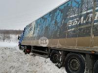 На Одоевском шоссе в Туле у водителя фуры отказало сердце, Фото: 4