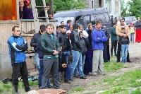 В Плеханово продолжается снос незаконных цыганских построек, Фото: 39
