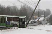 ДТП в Басово: столкнулись два рейсовых автобуса, Фото: 6