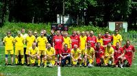 Ветераны «Спартака» и «Арсенала» сыграли в Туле на новом поле Центрального стадиона, Фото: 25