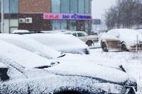 Тула после снегопада. 23.12.2014, Фото: 48