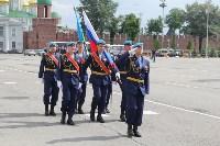 В Туле прошел митинг в честь Дня ветерана боевых действий Тульской области, Фото: 4