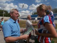 Первенство России и Всероссийские соревнования по велоспорту. 18 июля 2014, Фото: 9