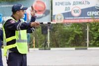 Конкурс водительского мастерства среди полицейских, Фото: 34