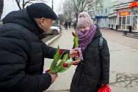 Пролетарский глава Сергей Шестаков поднял тулячкам настроение, Фото: 19