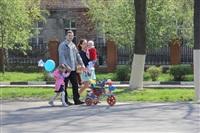 Тульская Федерация профсоюзов провела митинг и первомайское шествие. 1.05.2014, Фото: 72