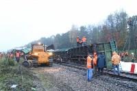 Крушение поезда в Тульской области, Фото: 15