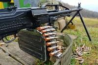 Стрельба, БТР и спасение раненых: в Тульской области бойцы Росгвардии неделю жили в лесу, Фото: 61