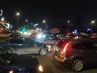 В Пролетарском округе Тулы пробка из-за ДТП с грузовиком и легковушкой, Фото: 6