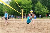 Пляжный волейбол в парке, Фото: 27