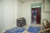Дмитрий Миляев проверил, как идет ремонт вечерней школы на ул. Зорге, Фото: 22