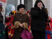 Масленичные гулянья в Плавске, Фото: 21