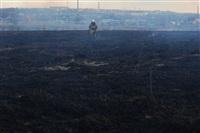 Дым от горящей травы, Фото: 2