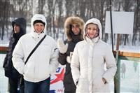В Туле определили чемпионов по пляжному волейболу на снегу , Фото: 49