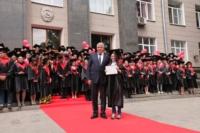 Вручение дипломов магистрам ТулГУ. 4.07.2014, Фото: 190