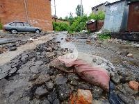 Потоп в гаражном кооперативе в Туле: Фоторепортаж , Фото: 7