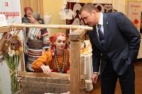 Алексей Дюмин поздравил тулячек с 8 Марта в филармонии, Фото: 11