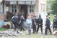 Демонтаж незаконных цыганских домов в Плеханово и Хрущево, Фото: 16