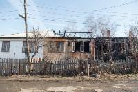 Сгоревший дом на ул. Локомотивной (Щекино), Фото: 5