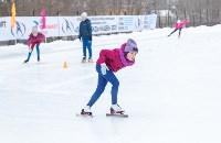 В Туле прошли массовые конькобежные соревнования «Лед надежды нашей — 2020», Фото: 2