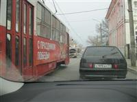 Н ул. Оборонной столкнулись ВАИ и «Газель», Фото: 3
