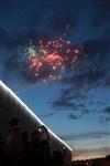 Шоу фонтанов на Упе. 9 мая 2014 года., Фото: 16