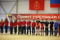 Торжественное открытие чемпионата и первенства России по классическому троеборью. 26 марта 2014, Фото: 4