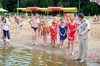 МЧС обучает детей спасать людей на воде, Фото: 15