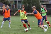 Как футболисты «Арсенала» готовятся к «Тосно», Фото: 18