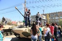 День Победы: гуляния на площади Победы. 9 мая 2015 года, Фото: 52
