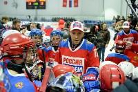 Мастер-класс от игроков сборной России по хоккею, Фото: 33