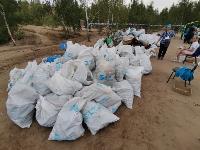 В Кондуках прошла акция «Вода России»: собрали более 500 мешков мусора, Фото: 18