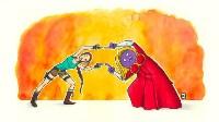Лара Крофт и Джинкс (покемон), Фото: 7