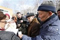 Собрание жителей в защиту Березовой рощи. 5 апреля 2014 год, Фото: 9