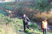 В Туле берега рек очистили от мусора, Фото: 11