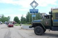 В Плеханово начали сносить дома в цыганском таборе, Фото: 21