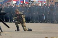 День Тульской дивизии ВДВ: на площади Ленина приземлились парашютисты, Фото: 60