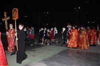 Пасхальная служба в Успенском соборе. 20.04.2014, Фото: 31
