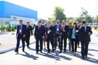 Открытие второй линии производства завода SCA, Фото: 6
