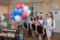 Александр Балберов поздравил выпускников тульской школы, Фото: 9