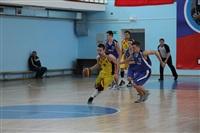 БК «Тула» дома дважды обыграл баскетболистов Воронежа, Фото: 52